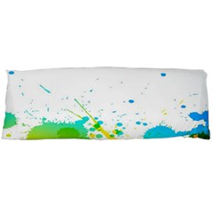 Colorful Abstract Body Pillow Case Dakimakura (Two Sides)