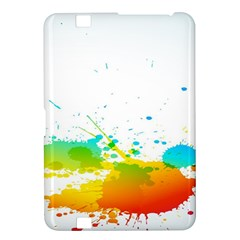 Colorful Abstract Kindle Fire HD 8.9