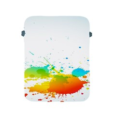 Colorful Abstract Apple Ipad 2/3/4 Protective Soft Cases