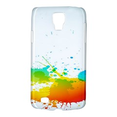 Colorful Abstract Galaxy S4 Active