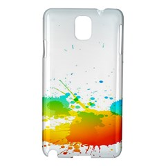 Colorful Abstract Samsung Galaxy Note 3 N9005 Hardshell Case