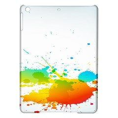 Colorful Abstract Ipad Air Hardshell Cases