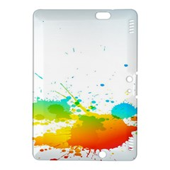 Colorful Abstract Kindle Fire Hdx 8 9  Hardshell Case