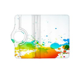 Colorful Abstract Kindle Fire Hd (2013) Flip 360 Case