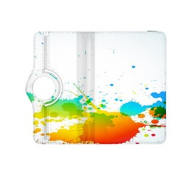 Colorful Abstract Kindle Fire Hdx 8 9  Flip 360 Case