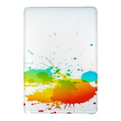 Colorful Abstract Samsung Galaxy Tab Pro 10.1 Hardshell Case