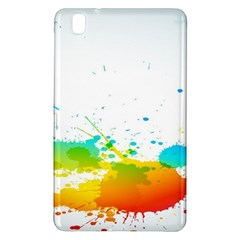 Colorful Abstract Samsung Galaxy Tab Pro 8.4 Hardshell Case