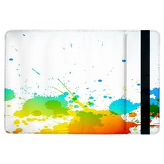 Colorful Abstract Ipad Air Flip