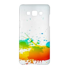 Colorful Abstract Samsung Galaxy A5 Hardshell Case