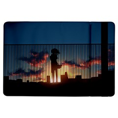 Art Sunset Anime Afternoon iPad Air Flip
