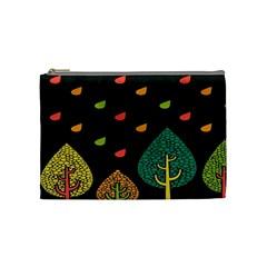Vector Color Tree Cosmetic Bag (Medium)
