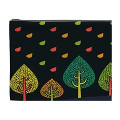 Vector Color Tree Cosmetic Bag (XL)