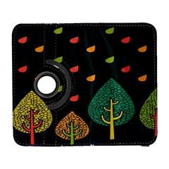 Vector Color Tree Galaxy S3 (flip/folio)