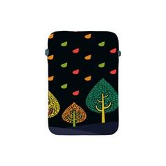 Vector Color Tree Apple iPad Mini Protective Soft Cases