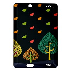 Vector Color Tree Amazon Kindle Fire HD (2013) Hardshell Case