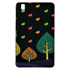 Vector Color Tree Samsung Galaxy Tab Pro 8.4 Hardshell Case