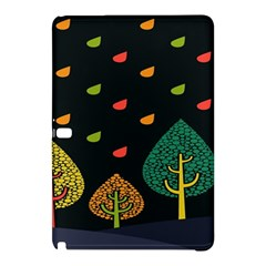 Vector Color Tree Samsung Galaxy Tab Pro 12 2 Hardshell Case