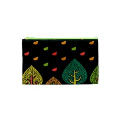 Vector Color Tree Cosmetic Bag (XS)