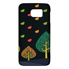Vector Color Tree Galaxy S6