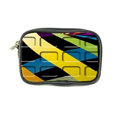 Colorful Docking Frame Coin Purse