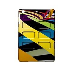 Colorful Docking Frame Ipad Mini 2 Hardshell Cases