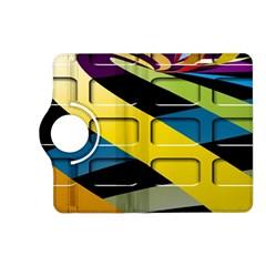 Colorful Docking Frame Kindle Fire HD (2013) Flip 360 Case