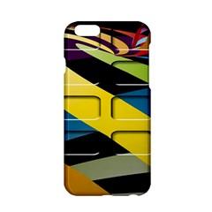 Colorful Docking Frame Apple Iphone 6/6s Hardshell Case