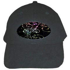 Sparkle Design Black Cap