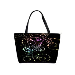 Sparkle Design Shoulder Handbags