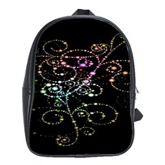 Sparkle Design School Bags(large)