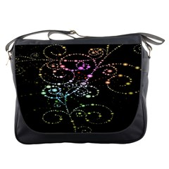 Sparkle Design Messenger Bags