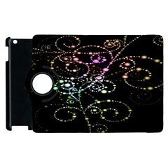 Sparkle Design Apple Ipad 3/4 Flip 360 Case