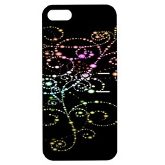 Sparkle Design Apple Iphone 5 Hardshell Case With Stand
