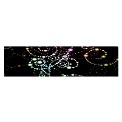 Sparkle Design Satin Scarf (oblong)