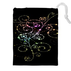 Sparkle Design Drawstring Pouches (xxl)