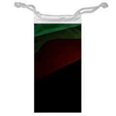 Color Vague Abstraction Jewelry Bag