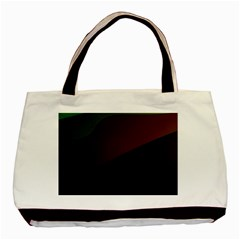 Color Vague Abstraction Basic Tote Bag (two Sides)