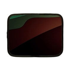 Color Vague Abstraction Netbook Case (Small)