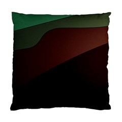 Color Vague Abstraction Standard Cushion Case (one Side)