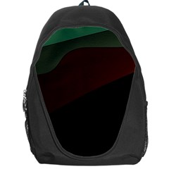 Color Vague Abstraction Backpack Bag