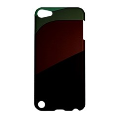 Color Vague Abstraction Apple iPod Touch 5 Hardshell Case