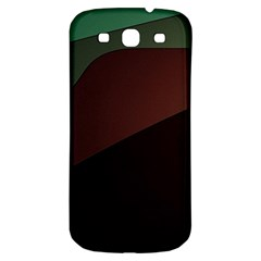 Color Vague Abstraction Samsung Galaxy S3 S Iii Classic Hardshell Back Case