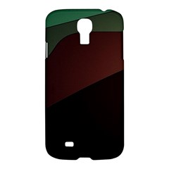 Color Vague Abstraction Samsung Galaxy S4 I9500/i9505 Hardshell Case