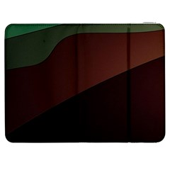 Color Vague Abstraction Samsung Galaxy Tab 7  P1000 Flip Case