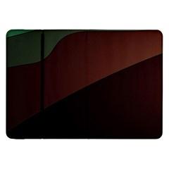 Color Vague Abstraction Samsung Galaxy Tab 8.9  P7300 Flip Case