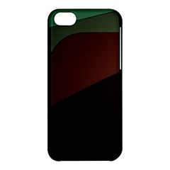 Color Vague Abstraction Apple iPhone 5C Hardshell Case