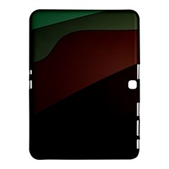 Color Vague Abstraction Samsung Galaxy Tab 4 (10 1 ) Hardshell Case