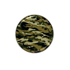 Military Vector Pattern Texture Hat Clip Ball Marker (10 Pack)