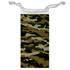 Military Vector Pattern Texture Jewelry Bag