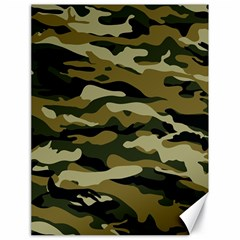 Military Vector Pattern Texture Canvas 18  X 24